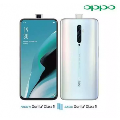 Oppo Reno 2 F 8GB 128GB, 48mp+8mp+2mp+2mp Back Camera, 16mp Selfie Camera, 4000mAh Battery