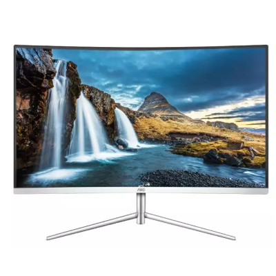 AOC C27V1Q 27 Inch Curved Gaming Frameless LED Monitors