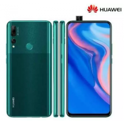 Huawei Y9 Prime [ 4 GB RAM, 128 GB ROM ] 6.59 inches Display, Motorized Pop-up Camera