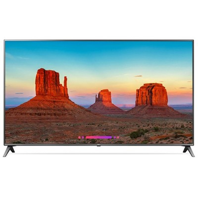 "55"" UHD 4K Smart LED TV"