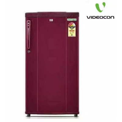 Videocon VEP184 172L Single Door Refrigerator-Red