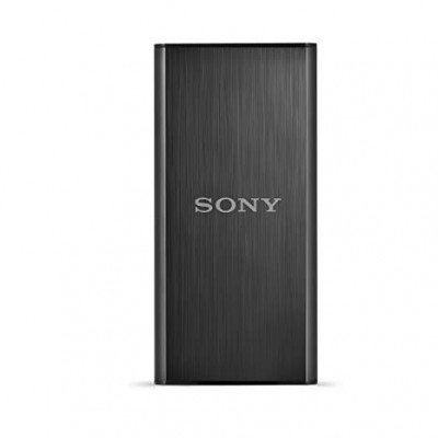 SONY SL-BG2 256GB Storage External Solid State Hard Drive