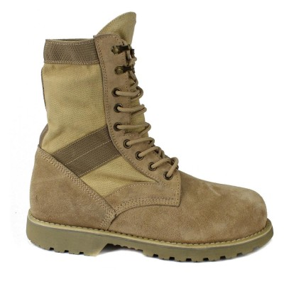 Takura Lace-Up Steel Toe Fashion Boots For Men