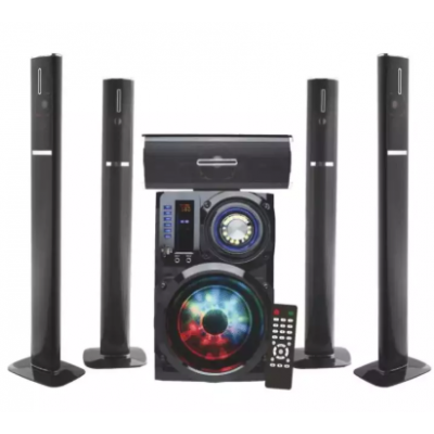 Multiple Subwoofer System Home Theater 5.1