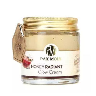 Pax Moly Honey Radiant Whitening Glow Cream - 100g By Secret Island