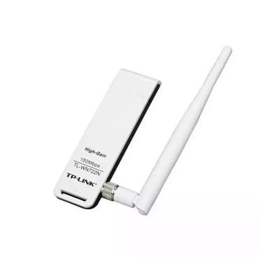 TP Link Tl-WN722N Wireless Dongle Version 2