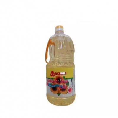 Meizan Sunflower Oil Jar, 2 Ltr