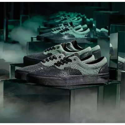 Vans X Harry Potter™ Slytherin Era Shoes for Men - 9214