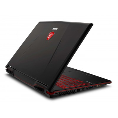 MSI GL63 Core™ i5-8300H 2.3GHz 1TB 8GB 15.6 (1920x1080) BT WIN10 Webcam NVIDIA® GTX1050 Backlit Keyboard