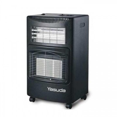 Yasuda Gas + Electric Room Heater