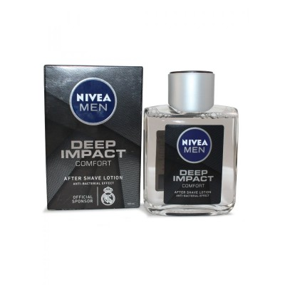 Nivea Men Deep Impact Comfort After Shave Lotion - 100ml