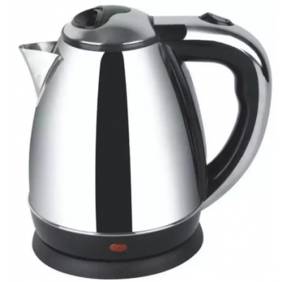 Stainless Steel Electric Kettle - 2 Ltr