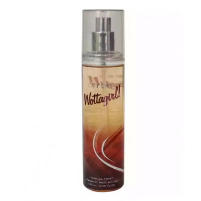 Vanila Twist Flavor Layer'r Wottangirl Perfume Spray For Women -135 ml