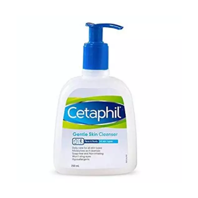 Cetaphil Gentle Skin Cleanser, For Face and Body, All Skin Types, NESTLE SKIN HEALTH, 250ml