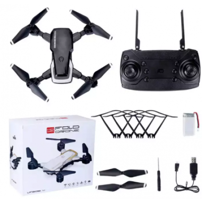 Fold Drone with HD Camera - One Key Return RC RTF