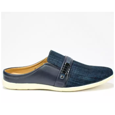 Casual Slip On Shoes For Men - (Blue)