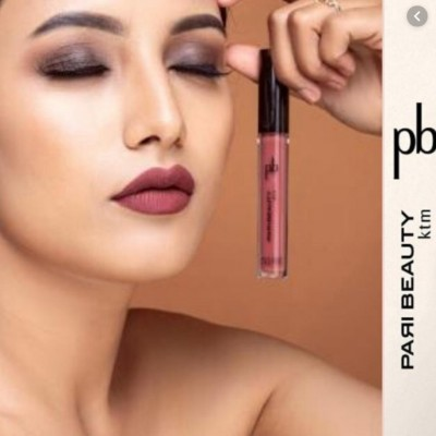 Pari Beauty Liquid Matte Lipstick - BOUJEE 6.6 ml