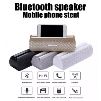 Bluetooth Mini Portable Wireless Stereo MP3 Speaker Model 206