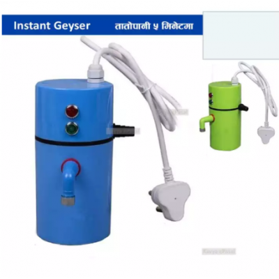 Electric Instant Water Heating Geyser Tank Less