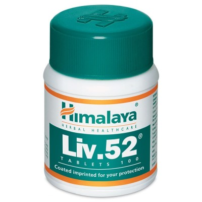 Himalaya Liv.52 Tablets - 100 Counts