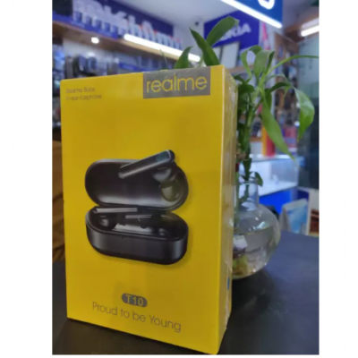 Realme Bluetooth Earphone,T10