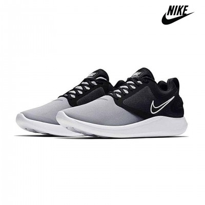 Nike Black / Grey / White FW Lunaperic Running Shoes For Men