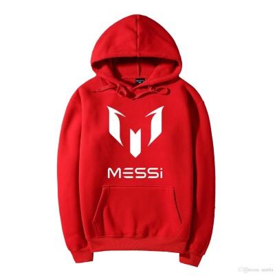 Messi Unisex Black Sweatshirt