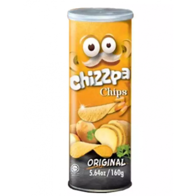 Chizzpa Original Potato Chips - 160 gm