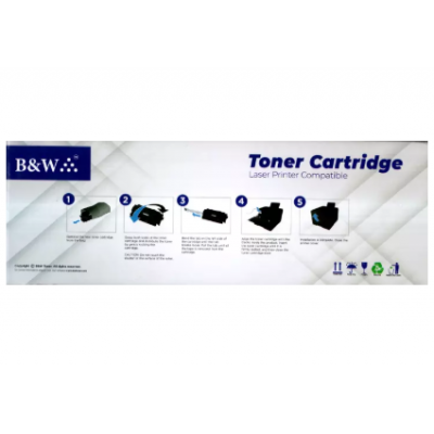 Toner/Cartridge For Canon Printers - (337)