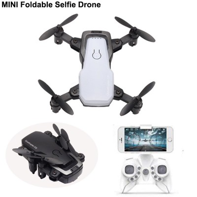 Mini Selfie Drone WIFI FPV 2MP HD