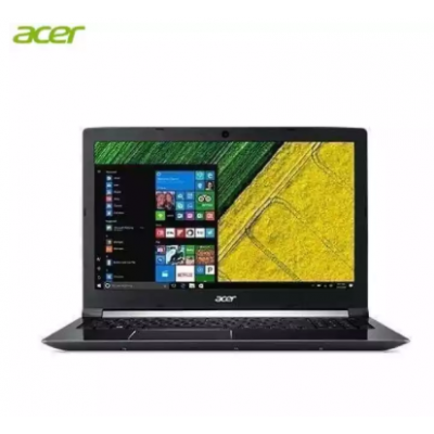 Acer Aspire 7/ i5/ 7th Gen/ 8 GB / 1 TB/ 4GB GTX 1050 Ti Graphics / 15.6 Laptop - Black""