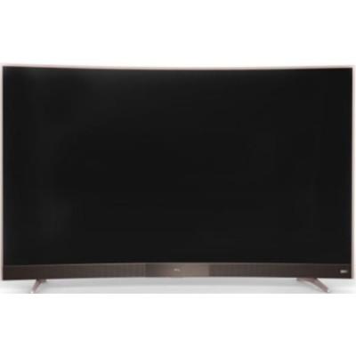 """55"""" Curved Smart LED TV"""