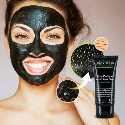 50ml Peel Off Black Mask Face Cleaning Product
