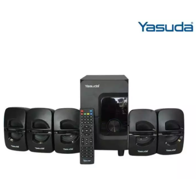 Yasuda YS-5191BT 5.1 Channel Multimedia Speaker System