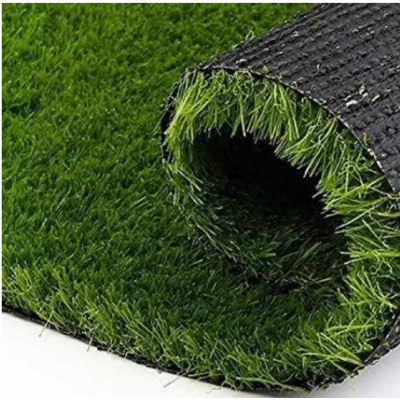 Artificial Grass for Floor, Soft and Durable Plastic Natural Garden Plastic Turf Carpet Mat, Artificial Grass 6.5 X 6 Feet)