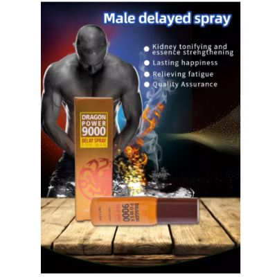 DRAGON POWER 9000 DELAY SPRAY 15ml for Men Strong Sex Premature Ejaculation