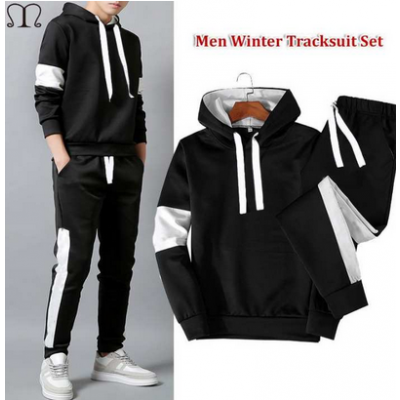 Casual Winter Hoodie Men Fashion
