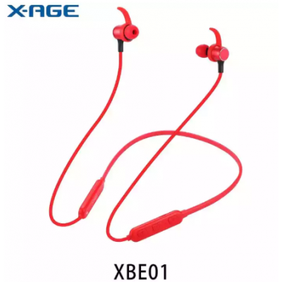 X-AGE ConvE Acoustic Sport High Performance Bluetooth Earphone - (XBE01)