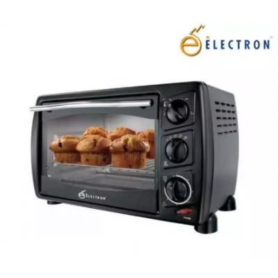 Electron ELVO-19 19L 1300W Oven Toaster Grill - (Black)