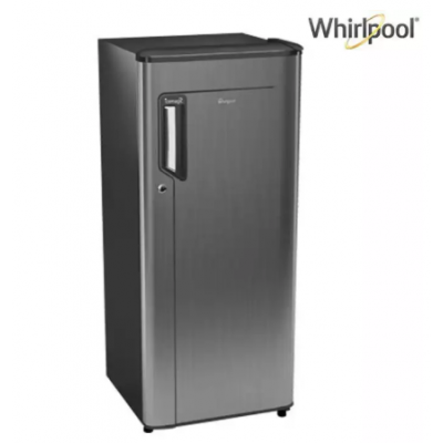 Whirlpool WMD-200 185L Single Door Refrigerator - (Grey)