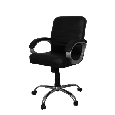 CELLBELL C99 Mid Back Office Chair [Black]