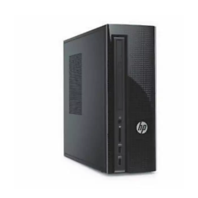 HP Paviliion Slimline 270-P033W/ G3930/ 4GB/ 500 GB Desktop PC With Keyboard & Mouse - Black