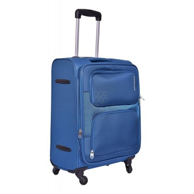 American Tourister Teal Blue Vienna 57cm Spinner Luggage