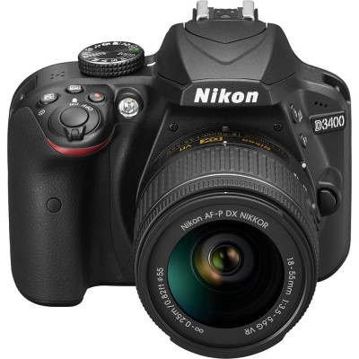 Nikon D3400 Body With 18-55mm Lens