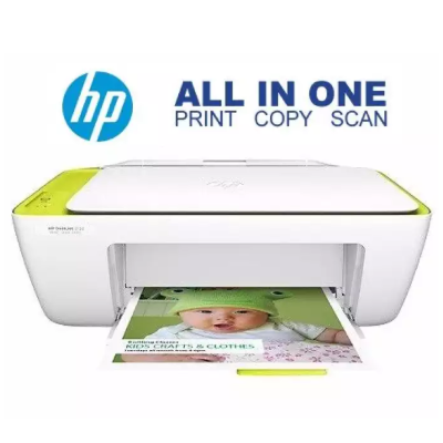 F5S40A Deskjet 2130 All In One Printer - (White)