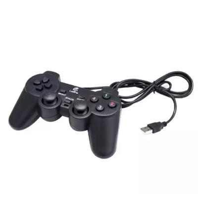 Black USB Joystick