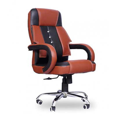SoftTouch Falcon High Back Revolving Office Chair (Standard Size, Multicolour)