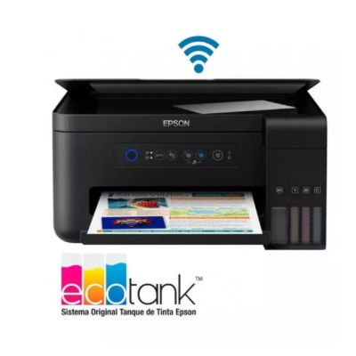 Epson L4150 Color Printer 3 In 1 (Print, Scan & Photo Copy) Wi-Fi Direct All in One Ink Tank Printer