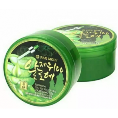 Pax Moly Korean Aloe Vera Soothing Gel/Jeju Aloe