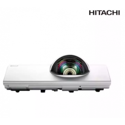 Hitachi CP-CX301WNEF Short Throw LCD 3100 Lumen Projector